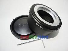 M42 Lens to Sony E mount NEX 5 NEX 6 NEX 7 5N 5C a7 a7R a7II a7S Adapter + CAP