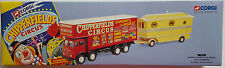 Corgi Chipperfields Circus Foden Closed Pole Truck with Caravan 97888 NEW