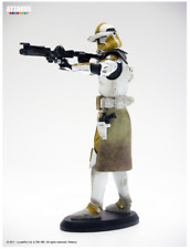 Star Wars Attakus Commander Bly Limited Cold Cast 1:10 Scale Statue