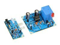 S709 - IR Lichtschranke Infrarot Kemo B062 mit Relais für max. 3A BAUSATZ