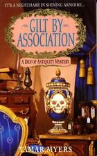 Den of Antiquity: Gilt by Association 15 by Tamar Myers (1996, Paperback)