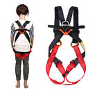 Child Full Body Climbing Harness Kid's Fall Protection Equipment S/M/L