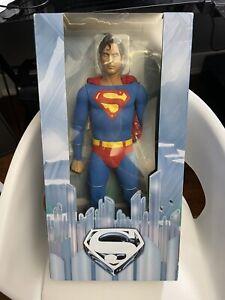 1978 Neca 1/4 Scale Christopher Reeve Superman DC Comics New