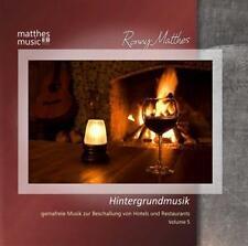 Hintergrundmusik (5): Gemafreie Musik für Hotels von Gemafreie Musik,Klaviermusik,Ronny Matthes (2015)