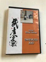 Mitsugi Saotome: Takemusu Aiki DVD Martial Arts