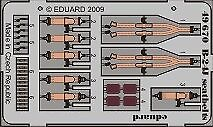 Eduard 1/48 CONSOLIDATED B-24J LIBERATOR ceintures pour Revell # 49670
