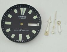 SEIKO DIVER'S DIAL, HANDS & DIAL-RING FOR 6309 DIVERS WATCH NOS