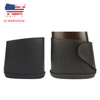 Tourbon Slip-on Buttstock Recoil Pad Small Size Leather 870 Stock Holder US