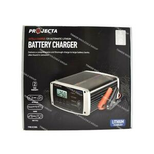 LITHIUM Projecta Intelli-Charge 12 volt, 25 Amp, Battery Charger