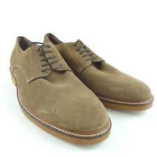 Banana Republic Men's Owen Light Brown Suede Dress Shoes Size 9 $120