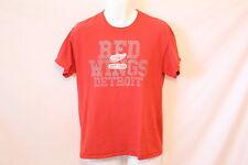 Men's Gildan Detroit Red Wings Motown Cup T-Shirt - Size M