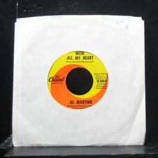 """Al Martino - Somebody Else Is Taking My Place 7"""" VG+ 5384 Vinyl 45 1965"""