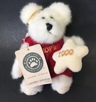 Boyds Bears Cassandra C Angelflight Hope 2000 Angel Bear