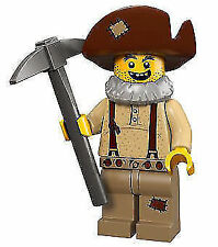 Lego 71007 No.8 Prospector Minifigure Series 12 New & Opened