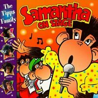 Samantha on Stage ( PG Tipps Family Adventures), Mongredien, Sue, Like New, Pape