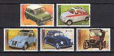GREECE 2005 LEGENDARY CARS MNH