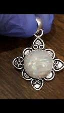 A3 Handcrafted moonstone Pendant