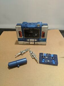Transformers G1 Soundwave with Frenzy