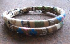 Ethno Armband grün braun neu bunt Herren Damen Surfer Wickel Bracelet Südamerika