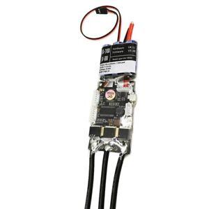 Fsesc V4 50A Sk8-Esc W / 5V / 1,5A Bec für Elektrische Skateboard Rc Auto E N9F8