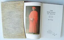 THE MERCHANT OF PRATO Iris Origo 1984 illust Folio Society FS SLIPCASE IS TATTY