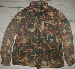 Original Russian Army Spetsnaz Camo Jacket. BUTAN! Size 48-4.1993. Rare!