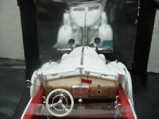 WOW EXTREMELY RARE Buick Century Convertible 1938 White 1:18 Signature-Auto Art