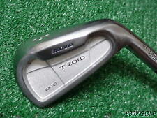 Nice Mizuno MX-20 Cavity Forged 35 Iron Exsar Blue Graphite Stiff Flex