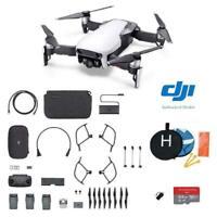 DJI Mavic Air - Arctic White Drone - Fly More COMBO Plus Starter Kit