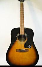Epiphone Pr-150/Vs Vintage Sunburst 6-String Rh Acoustic Guitar (0289)