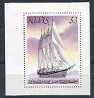 Nevis 1980 Battelli 47 mnh