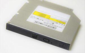 10 x BLACK SLIM DVD RW INTERNAL SATA 12.7mm Height Optical Burner for PC LAPTOP
