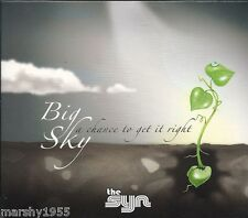 The Syn - Big Sky A Chance To Get It Right CD