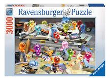Ravensburger 17064 Gelini auf Reisen Puzzle