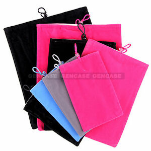 Soft Cover Case Pouch Bag for Phone Tablet iPad Mini, iPad Air, iPad Pro 9.7