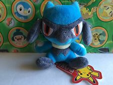 Pokemon Center 2007 Plush Pokedoll Riolu Poke Doll figure Stuffed Toy lucario