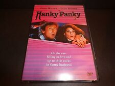 HANKY PANKY-GENE WILDER & GILDA RADNER on the run and falling in love-DVD