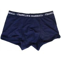 Franklin & Marshall 9076 Navy Unisex Boxer