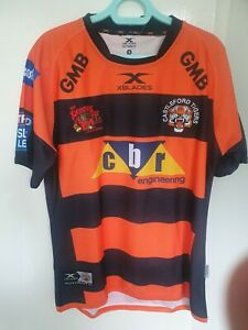 Castleford tigers shirt