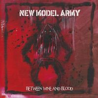 NEW MODEL ARMY - BETWEEN WINE AND BLOOD 2 CD NEUF