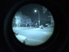 Act In Black DTNVG-AVS L3 White Phosphor Filmless GEN3+ Autogated Night vision