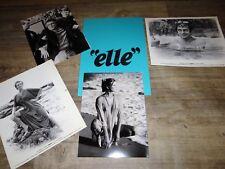 ELLE bo derek  blake edwards dossier presse + photos presse cinema 1979