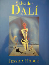 "Book ""Salvadore Dali"" - By Jessica Hodge, Out of print, Like new condition"