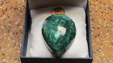 GLA Certified Gemstone Emerald! 556 carats!! Valued at over $30,000!