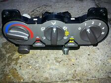 Calentador controles 2001 Mk2 Hyundai Accent