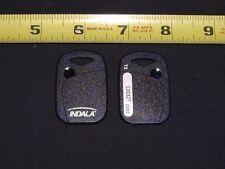 100 x Indala Casi-Rusco Keyfob 700095001 CXKEY CXKEY-SSSS-0000 Lenel GE Security