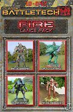 Classic Battletech Fire Lance NISB IMW 10-042
