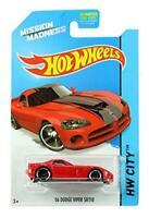 Hot Wheels 1:64 Diecast Model - 06 Dodge Viper SRT10 - Hot Wheels City