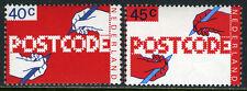 Netherlands 574-575, MNH. Introdaction of new postal code, 1978