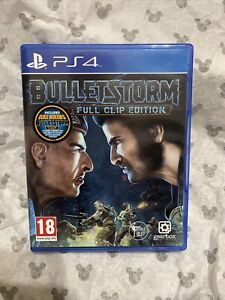Bulletstorm Full Clip Edition PS4 Playstation 4 **FREE UK POSTAGE**